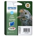 INKCARTRIDGE EPSON T07954010 LICHT BLAUW